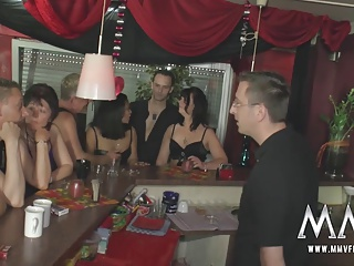 MMV FILMS German Amateur Swinger Party | Threesome.top Porn Tube