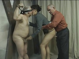 2 Old Men Fuck A Cute Girl | Threesome.top Porn Tube