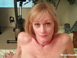 Melanie Controls 2 Hard Cocks | Threesome.top Porn Tube