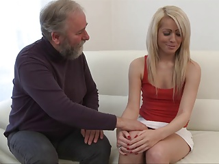 Old Men – Young Girl | Threesome.top Porn Tube