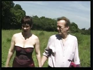 Amateur Hot Brit Mature Picnic MMF Threesome | Threesome.top Porn Tube