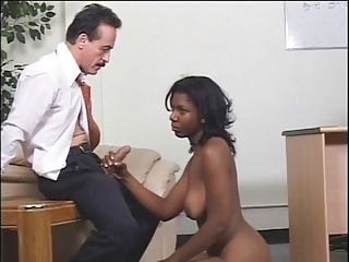 Black Chick Gets Fucked By Dominating Woman And A Guy | Threesome.top Porn Tube