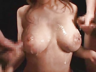 Super Sexy Japanese Threesome With Busty J Queen | Threesome.top Porn Tube