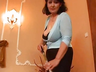 Mature Woman And Two Young Men – 3