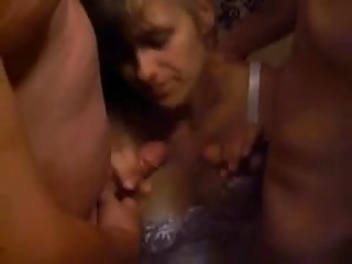 Wife Sucks At Me And At The Friend | Threesome.top Porn Tube
