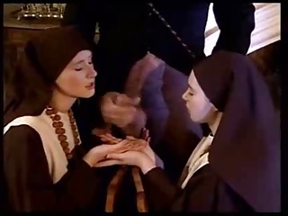 SEXY NUNS PLEASING THE POPE | Threesome.top Porn Tube