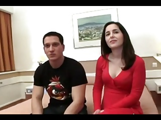 YOUTHS HAS THREESOME  WITH COUPLE MMF | Threesome.top Porn Tube