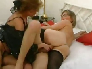 2 Horny Matures | Threesome.top Porn Tube