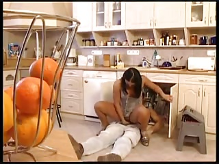 Housewives Fuck The Plumber   Threesome.top Porn Tube