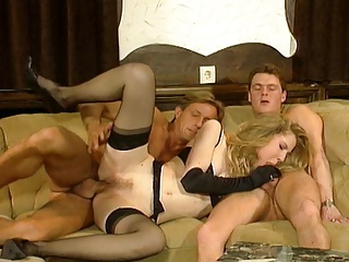 Kinky Vintage Fun 97 (full Movie) | Threesome.top Porn Tube