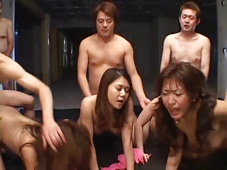 Japanese Sex Round 5 And Last | Threesome.top Porn Tube
