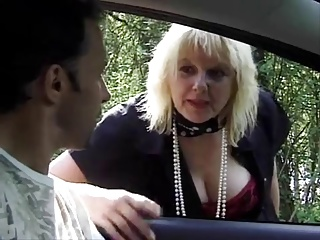 French Mature Threeones Outdoors | Threesome.top Porn Tube