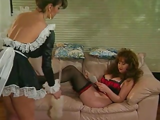 Maid With Extra Housework.