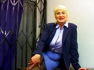 Big Titted Mature Business Lady Dana Double Dicked | Threesome.top Porn Tube