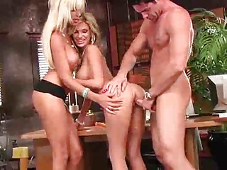 Two Cougars And One Guy | Threesome.top Porn Tube