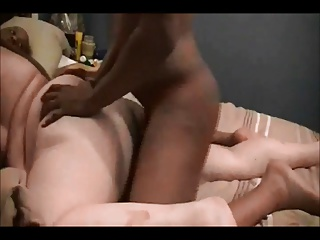 Wife Gets Fucked Raw By 2 Black Guys And Gets Facial