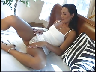 Hot Tight Assed Latina Gets A DP On The Couch | Threesome.top Porn Tube