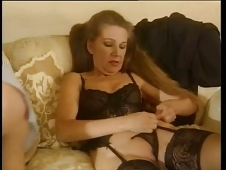 MOM AND FRIENDS 6 Threesome | Threesome.top Porn Tube
