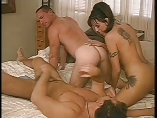 Str8 Guy Gets Seriously Bisexual! | Threesome.top Porn Tube