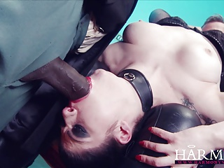 Harmony Vision Natural Chick Loves A Rough Double Fucking | Threesome.top Porn Tube