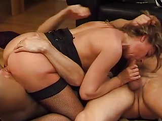 French Threesome – 6 | Threesome.top Porn Tube
