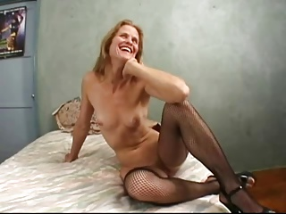 Two Cocks In Skinny Mature Dawndi's Cunt | Threesome.top Porn Tube