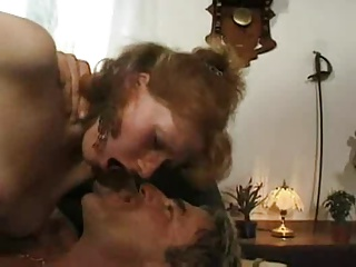 Redhead Teen Dp With Old Men | Threesome.top Porn Tube