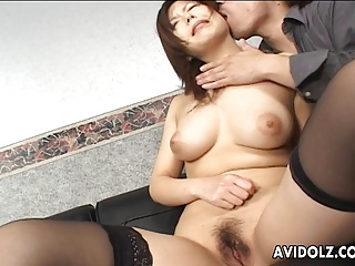 Sensational Japanese Chick With Two Men | Threesome.top Porn Tube