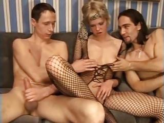 Dirty Talking Russian Slut In A Threesome | Threesome.top Porn Tube