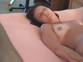 Wife Takes Load In 3some