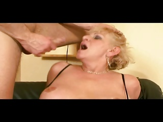 Granny Gets Double Fucked | Threesome.top Porn Tube