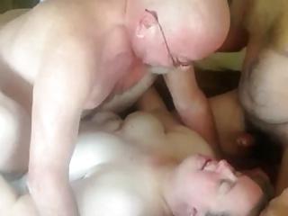 Mature Couple 3some   Threesome.top Porn Tube