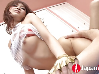 JAPAN HD Japanese Babe Squeeks For Creampie | Threesome.top Porn Tube