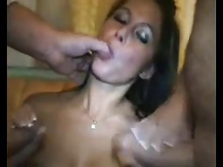 Young Wife Cuckolds Hubby With 2 Men | Threesome.top Porn Tube