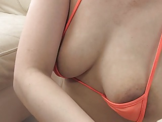 Busty Brunette Can Satisfy Two Hard Cock Guys At The Same Time   Threesome.top Porn Tube